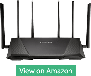 Asus RT-AC3200 - Ultrafast Wireless Router