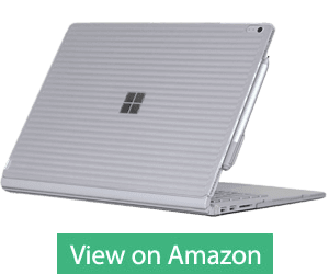 iPearl mCover Hard Shell Case for Surface Book 13.5 inch