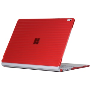 Red – iPearl mCover Hard Shell Case