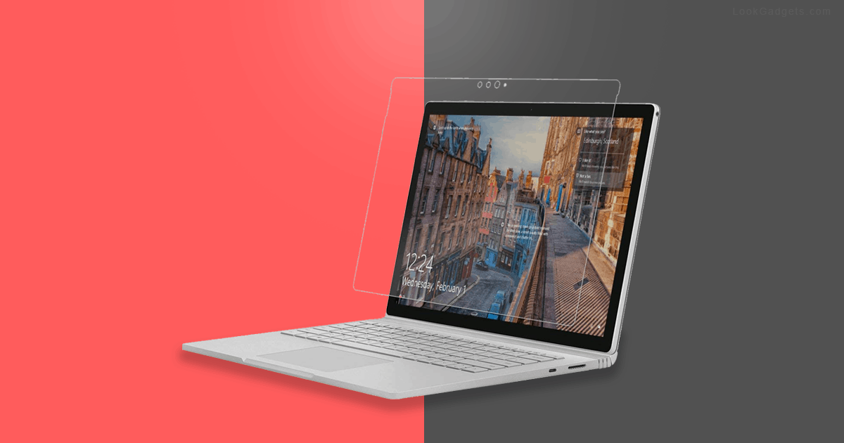 Best Surface Book 2 Tempered Glass Screen Protectors