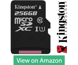 Kingston Canvas Select Class 10 Micro SDHC/SDXC