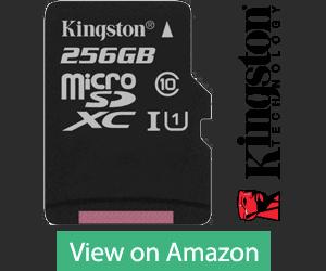 Kingston Canvas Select Class 10 Micro SDHC/SDXC
