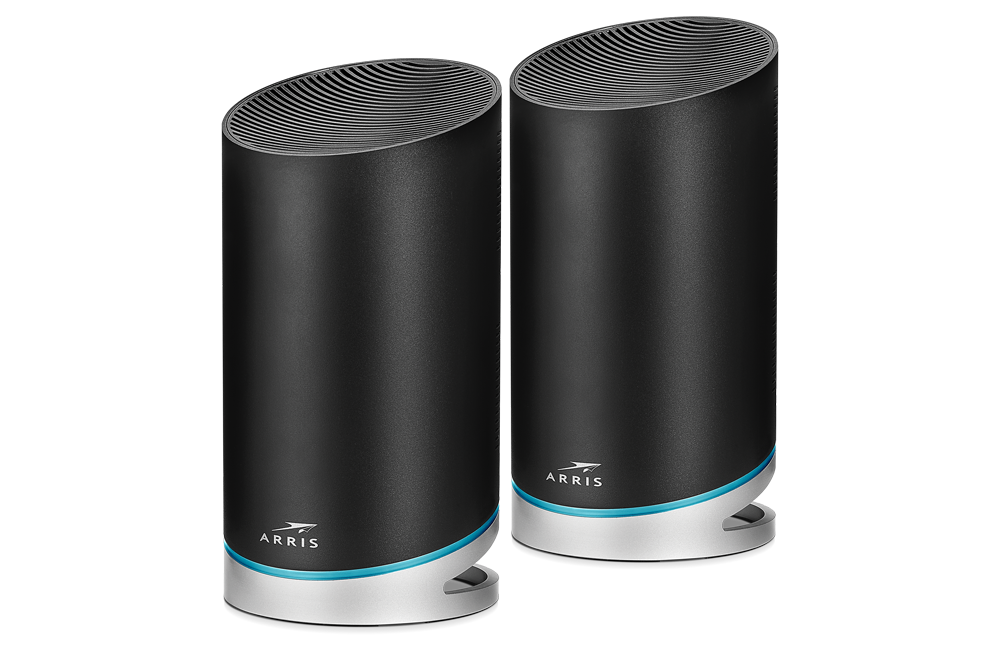 ARRIS SURFboard mAX Plus Mesh AX7800 Whole Home Mesh Wi-Fi System with 802.11ax support