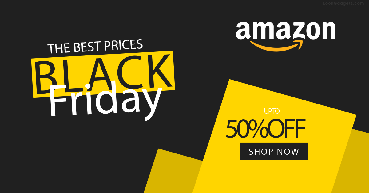 Amazon Black Friday Best Deals of 2019