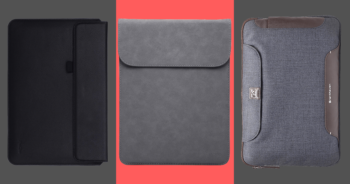 Best Surface Pro 7 Sleeves