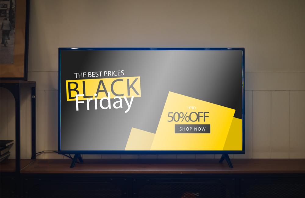 Black Friday Smart TV Deals 2019