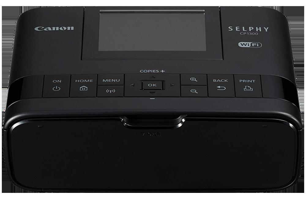 Canon SELPHY CP1300 - Travel Printer