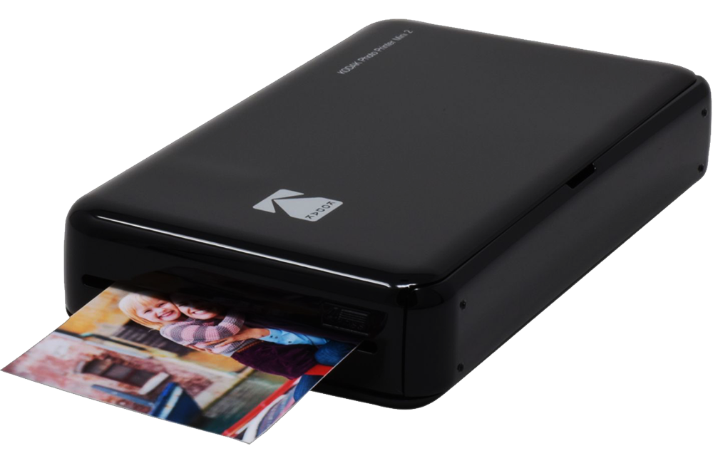 Kodak Mini 2 - Instant Portable Photo Printer