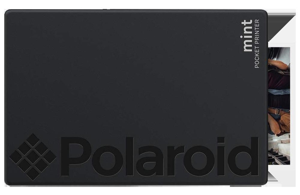 Polaroid Mint Pocket Printer with Zink Zero Ink Paper