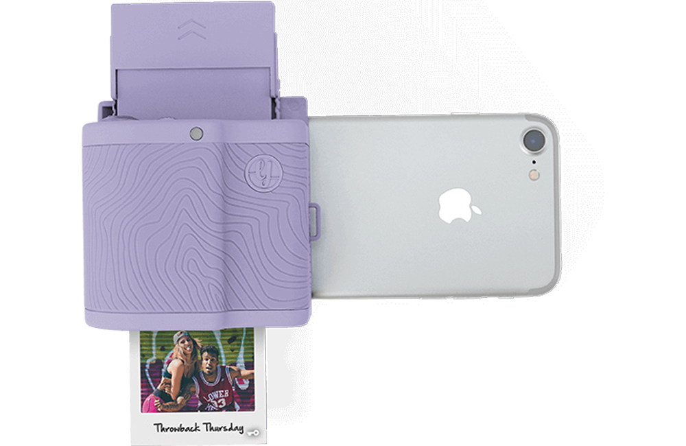 Prynt Pocket - Instant Photo Printer
