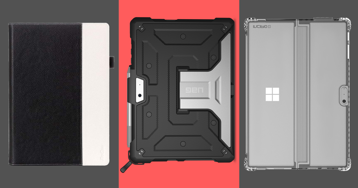 Best Surface Pro 7 Cases and Covers of 2019