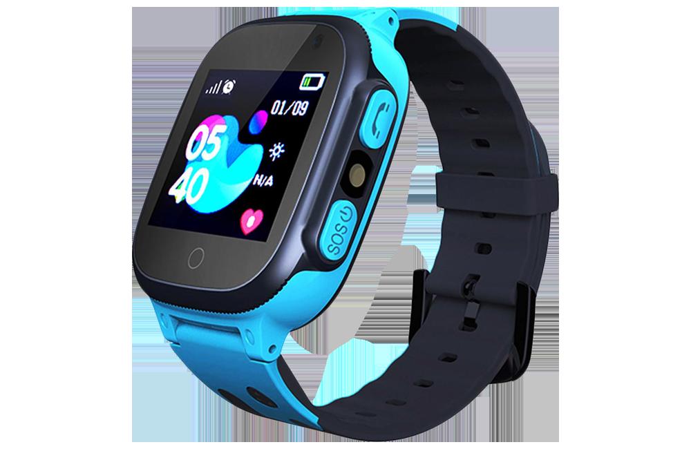Bohongde Smart Watch Phone with SOS, GPS, and Camera