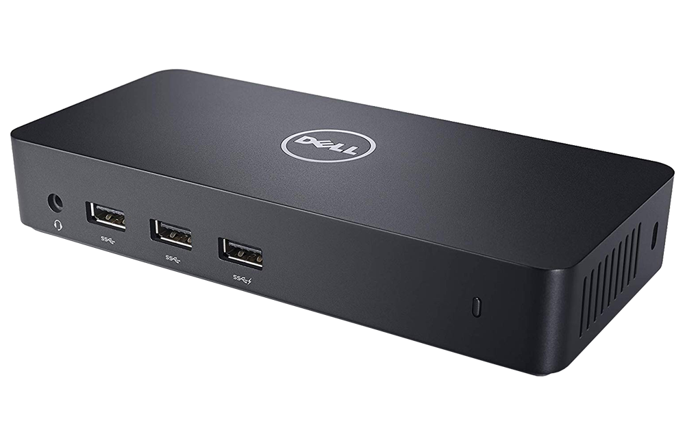 Dell D3100 HD/4K Triple Display Docking Station