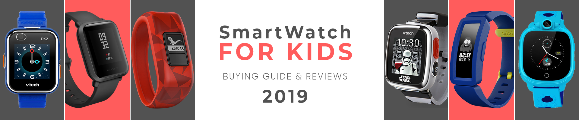 Kids Smart Watches to buy in 2020