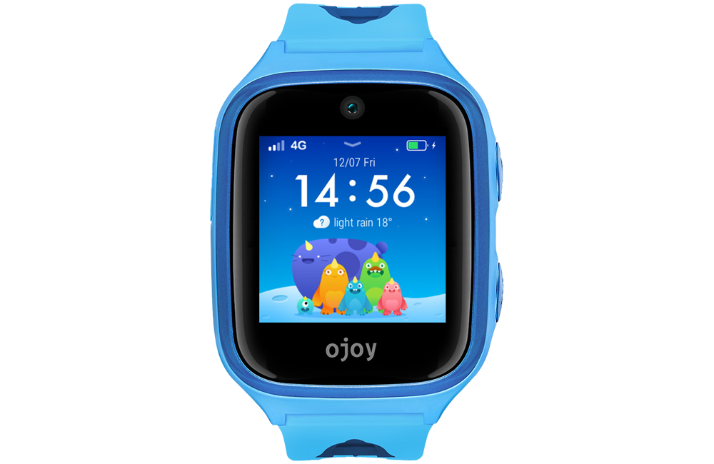 OJOY A1 - Android Smartwatch for Children's