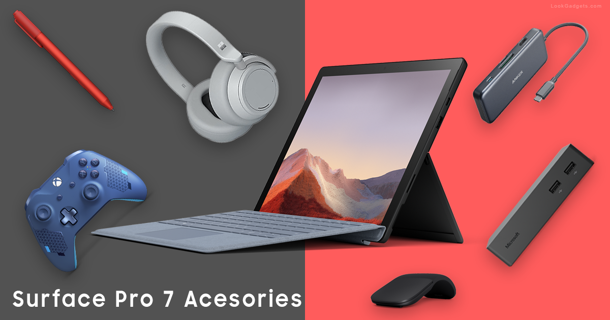 Best Surface Pro 7 Accessories in 2020