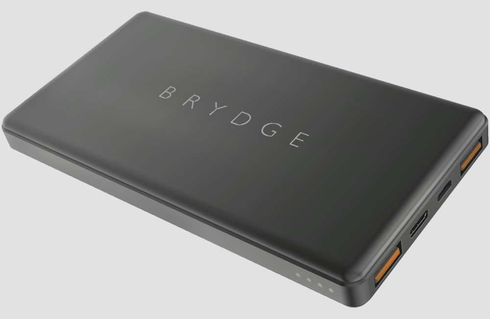 Brydge 10000mAh Portable Charger for Surface Pro 7