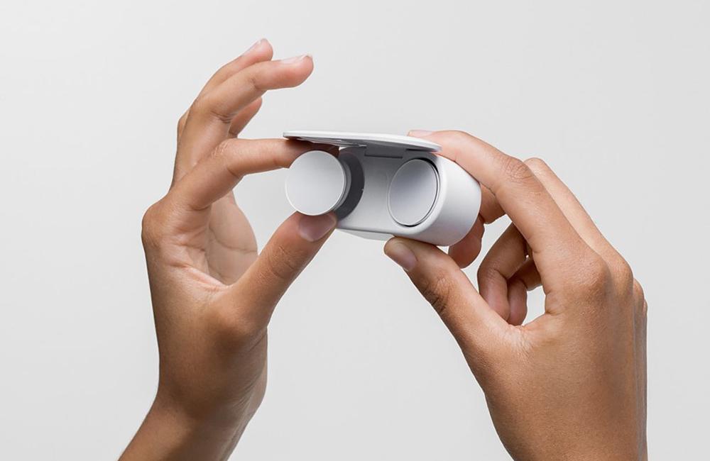 Surface Earbuds: the best true wireless in-ear headphone