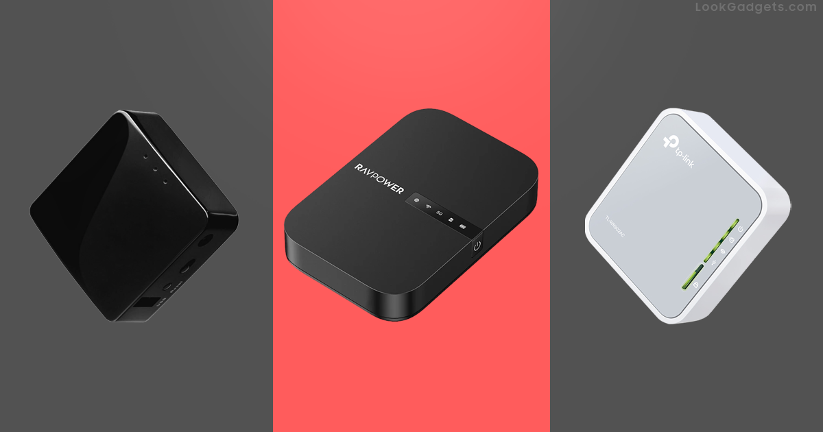 Best Portable WiFi Travel Routers
