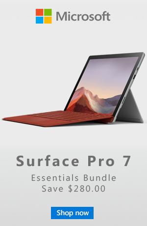 Save $280 on Pro 7 Essentials Bundle