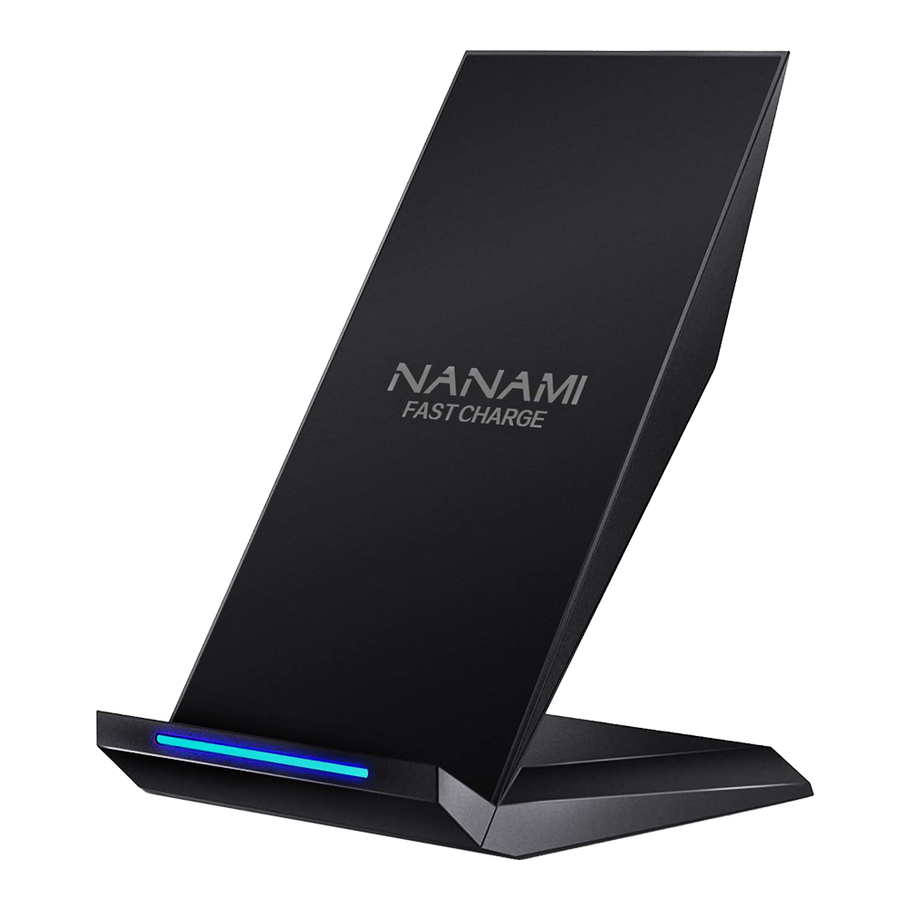 NANAMI M220 Stand - Best 2 Coils Qi Fast Charger