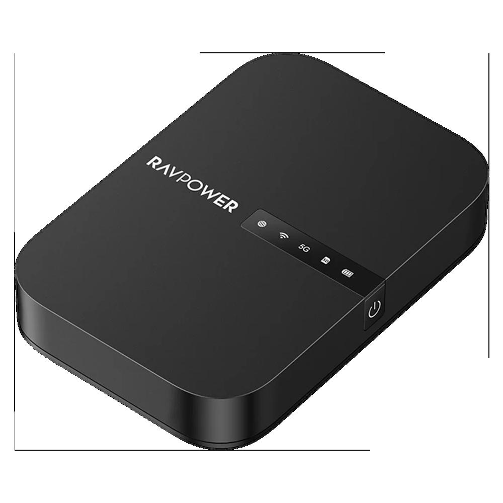 RAVPower FileHub (P-WD009) Portable Wireless Router