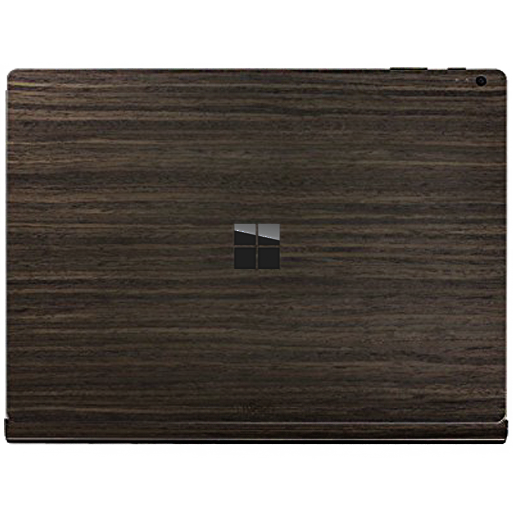 Handcrafted Real Wood Surface Book 3 Skin Cover by TOASTMade