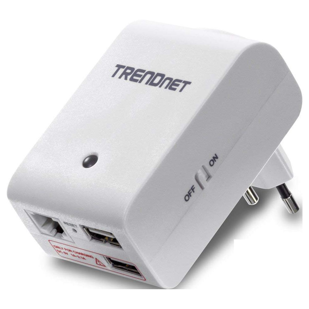 TRENDnet N150 Wireless Travel Router (TEW-714TRU)