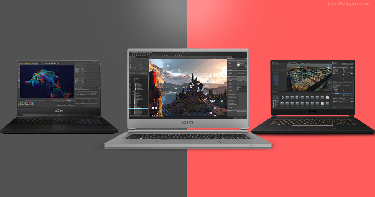 Best Laptop for Game Development on Unity3d, CryEngine, and Unreal Engine