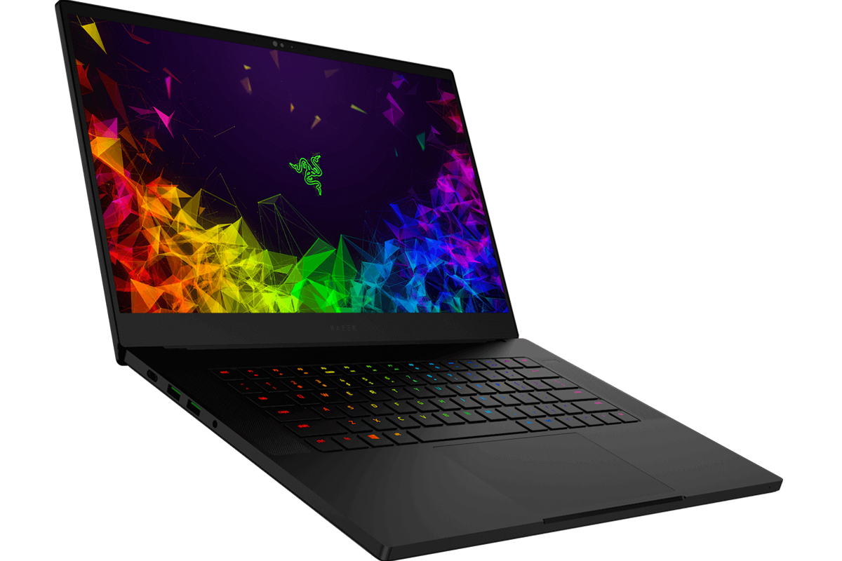 Razer Blade 15 (2019) with GeForce RTX 2060 and i7-9750H