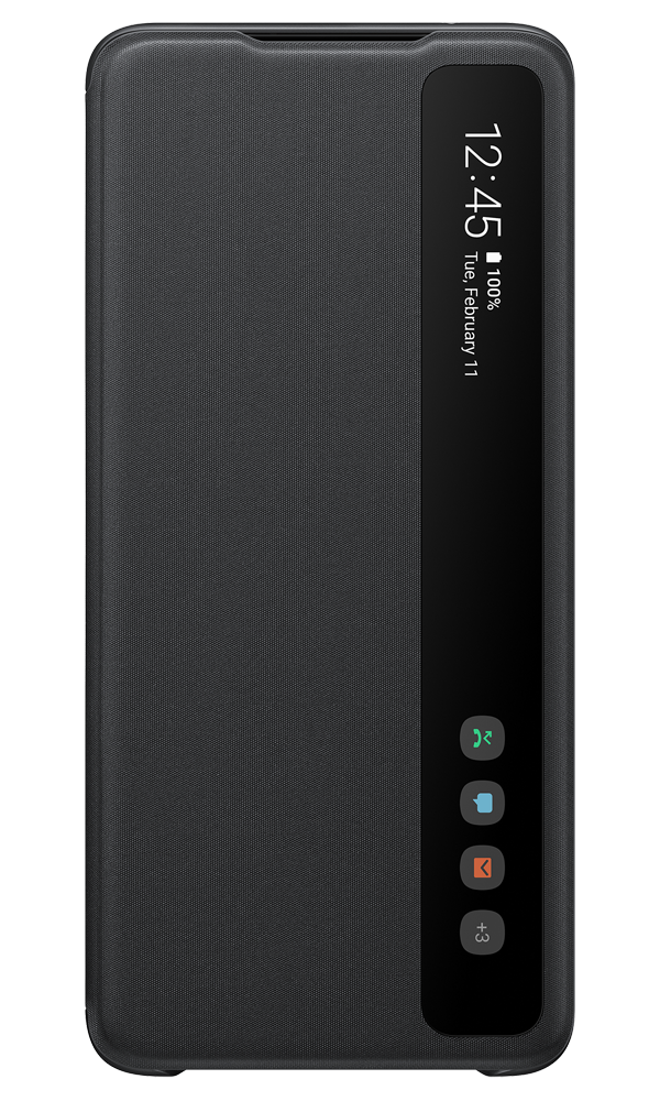 Samsung S20 S-View Flip Cover