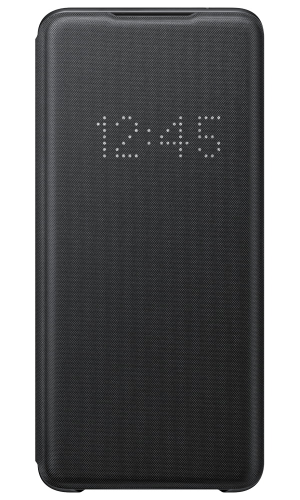 Samsung LED Wallet Cover for Galaxy S20, Plus, and Ultra