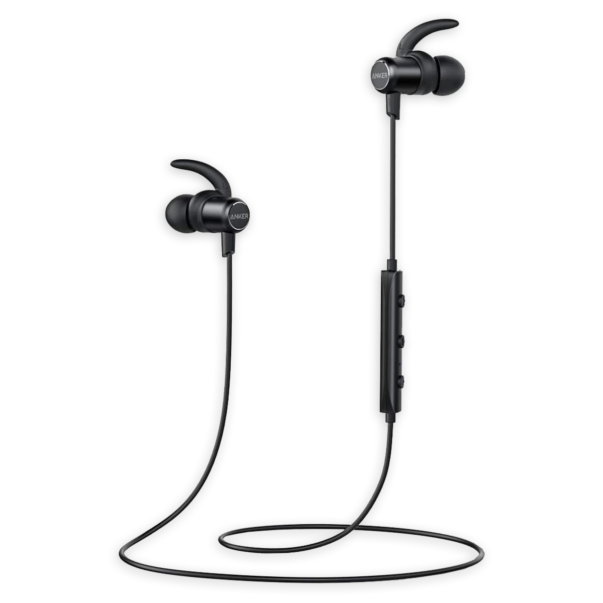 Anker SoundBuds Slim Wireless Bluetooth Headphones
