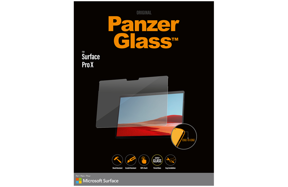 PanzerGlass Surface Pro X Screen Protector