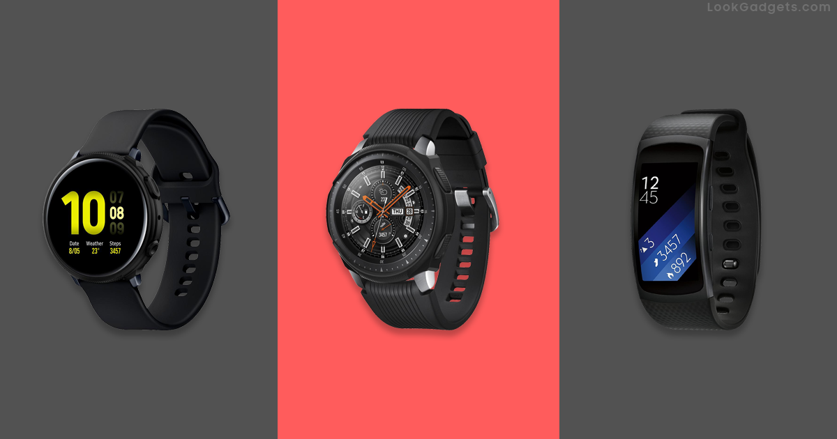 Best Samsung Galaxy Watch Screen Protector Case