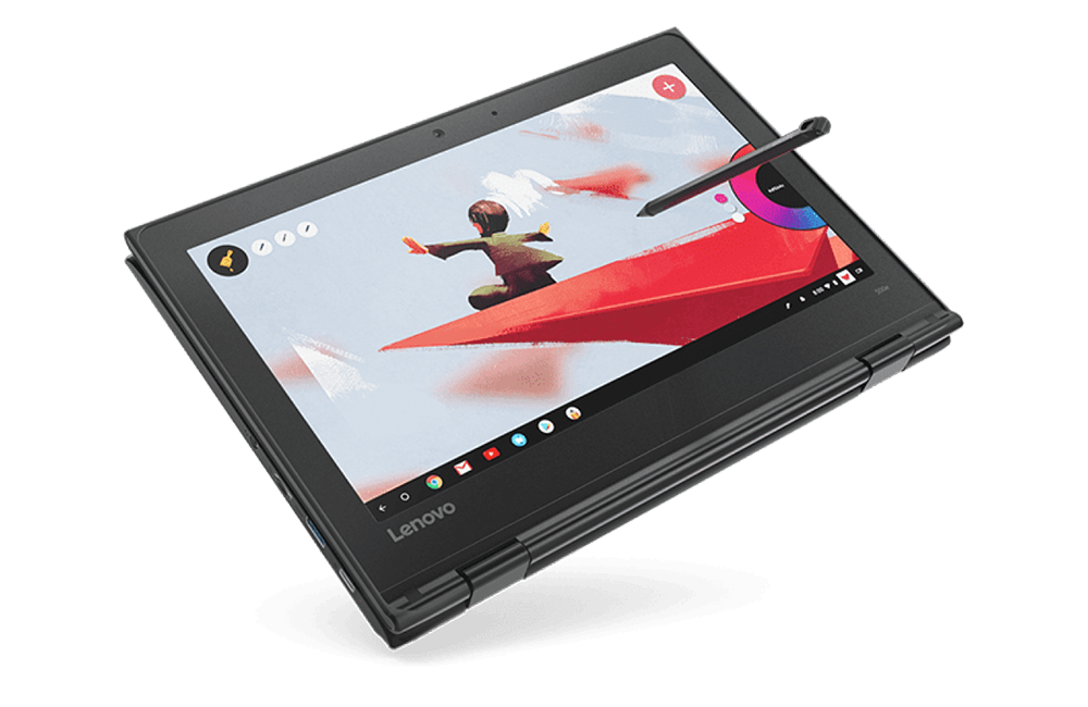 Lenovo 500e 2nd Gen is one of the best 2-in-1 Chromebook for Student Life
