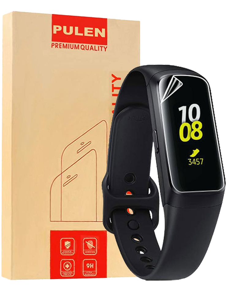 PULEN Galaxy Fit Screen Protector for Gear Fit2 and Gear Fit E