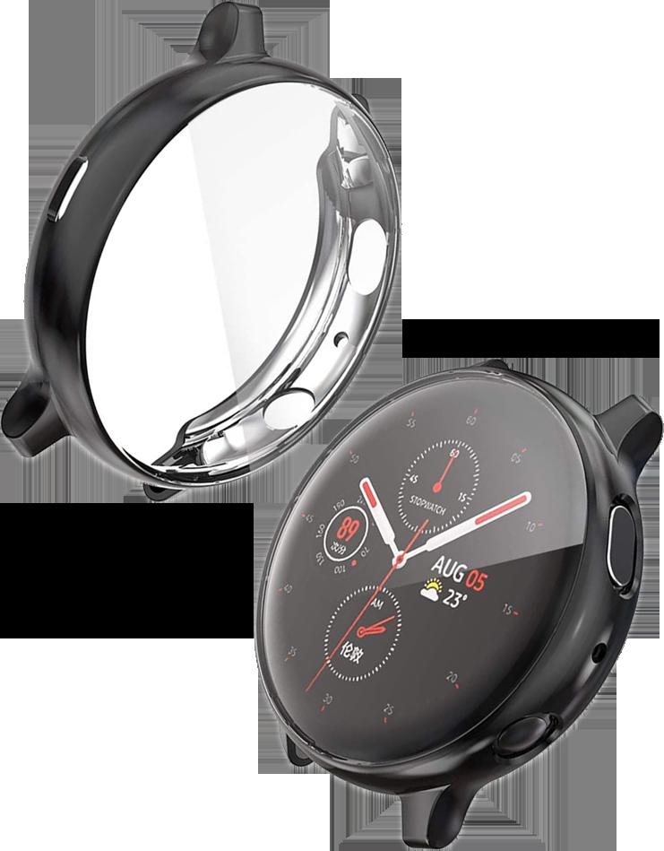 Suoman Bumper Case and Screen Protector Galaxy Active2