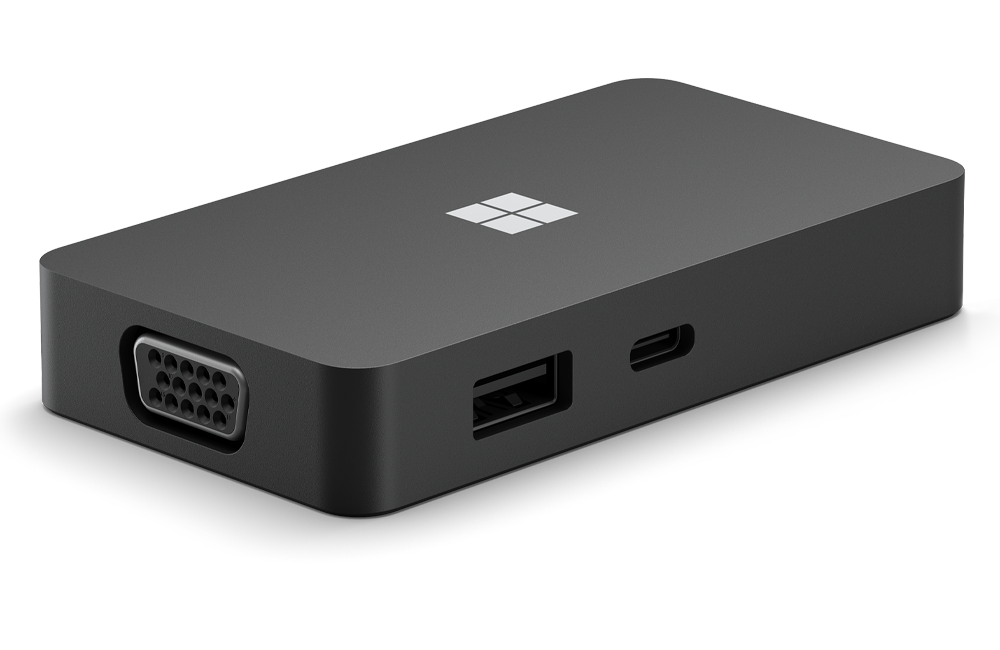 New ultra-portable Surface USB-C Travel Hub for multi-ports