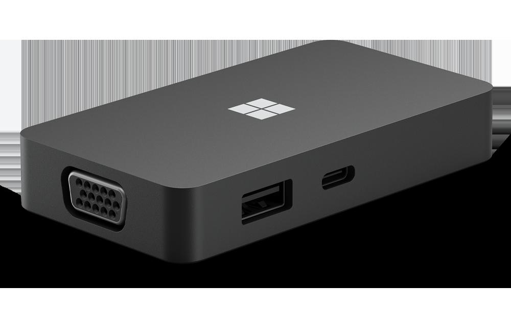 New ultra-portable Surface USB-C Travel Hub for multi-ports