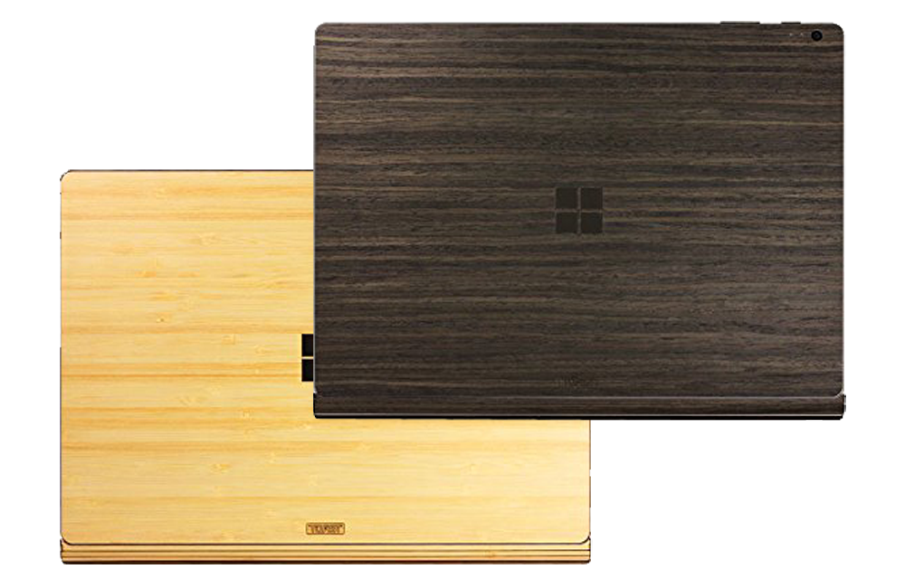 TOASTMade Wood Cover Skin for Surface Book 3