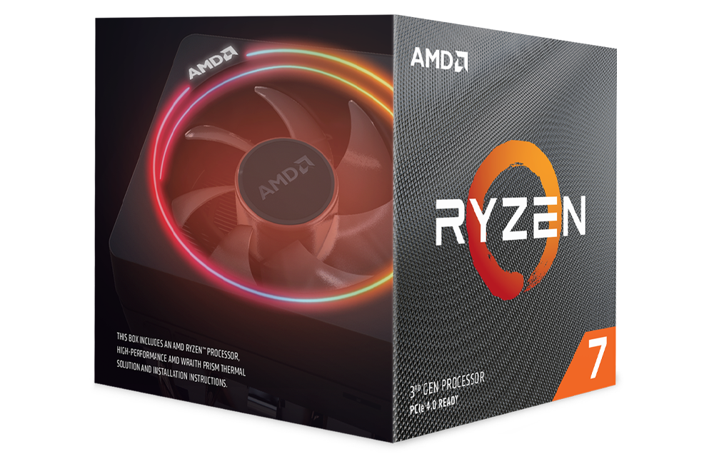 AMD Ryzen 7 3700X for Virtual Reality Systems