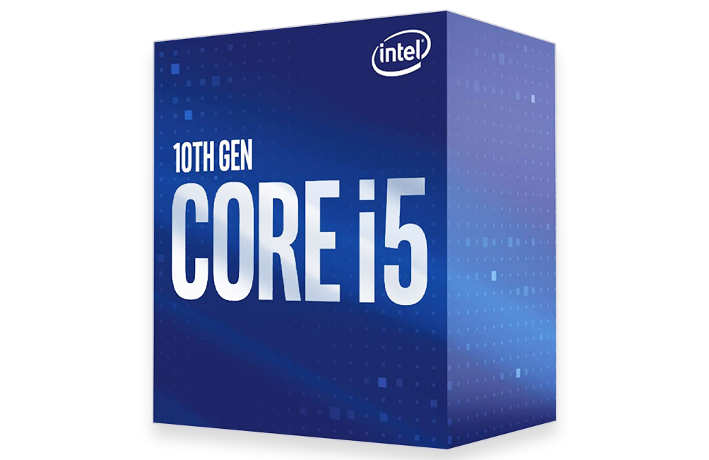 Intel Core i5-10400 - the best i5 Processor for Virtual Reality