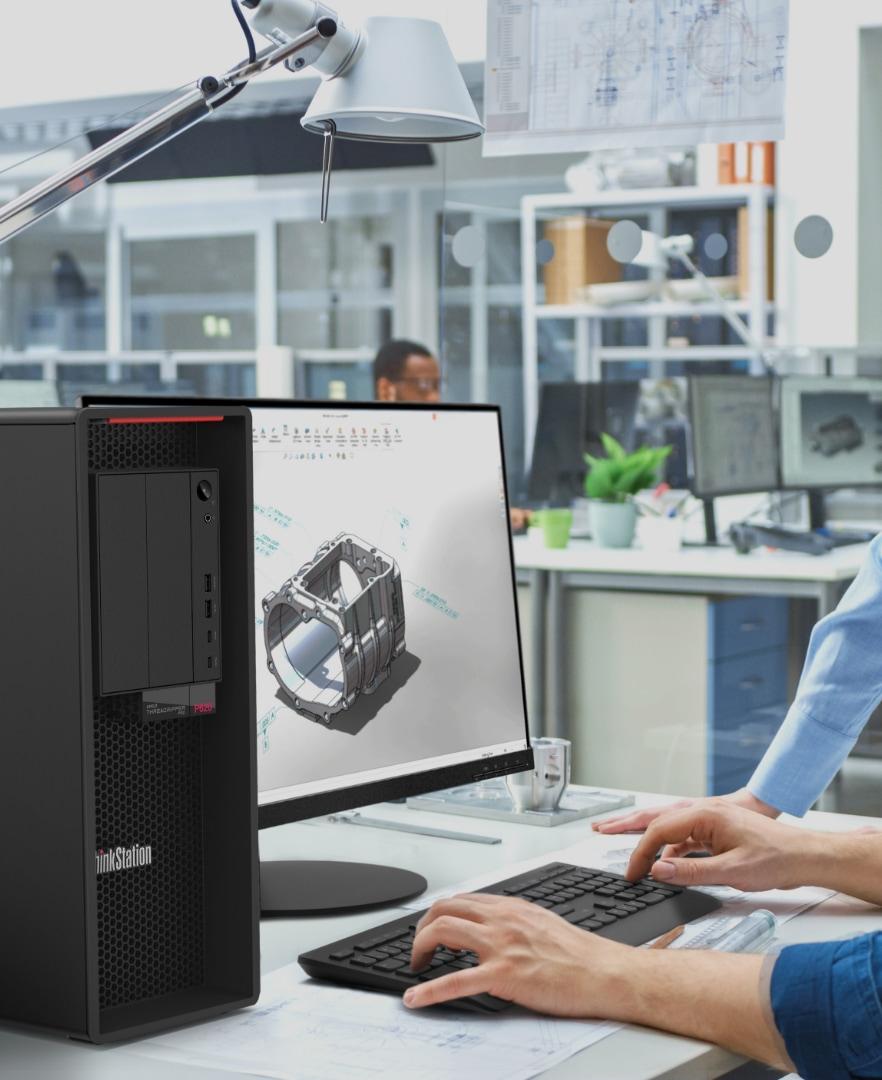 3D Rendering on new Lenovo WorkStation