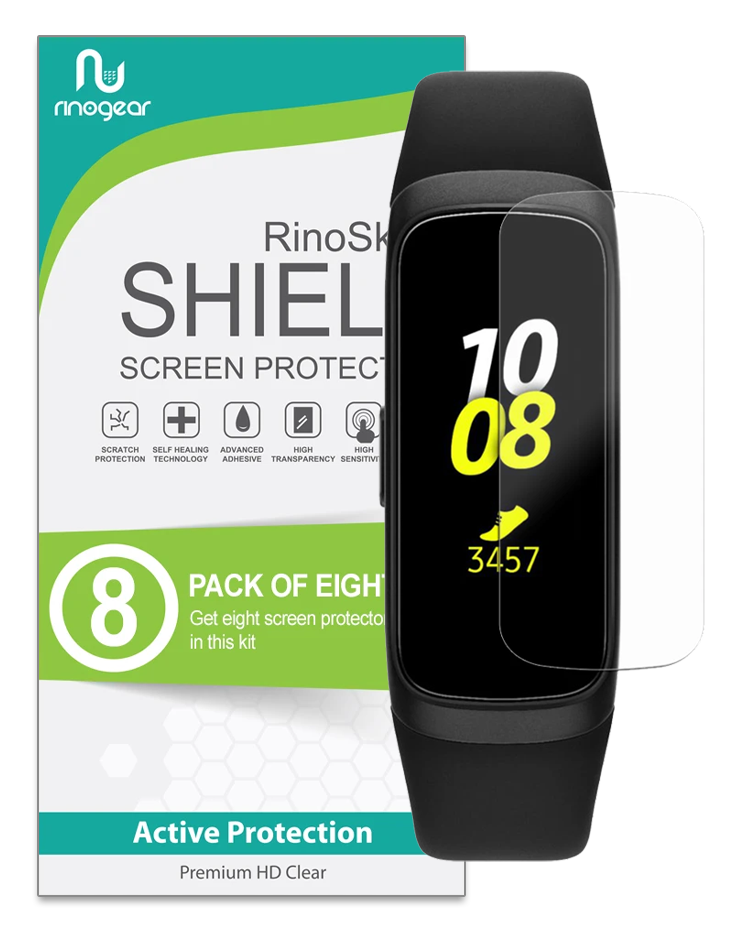 RinoSkin Shield Screen Protector for Galaxy Fit and Fit e